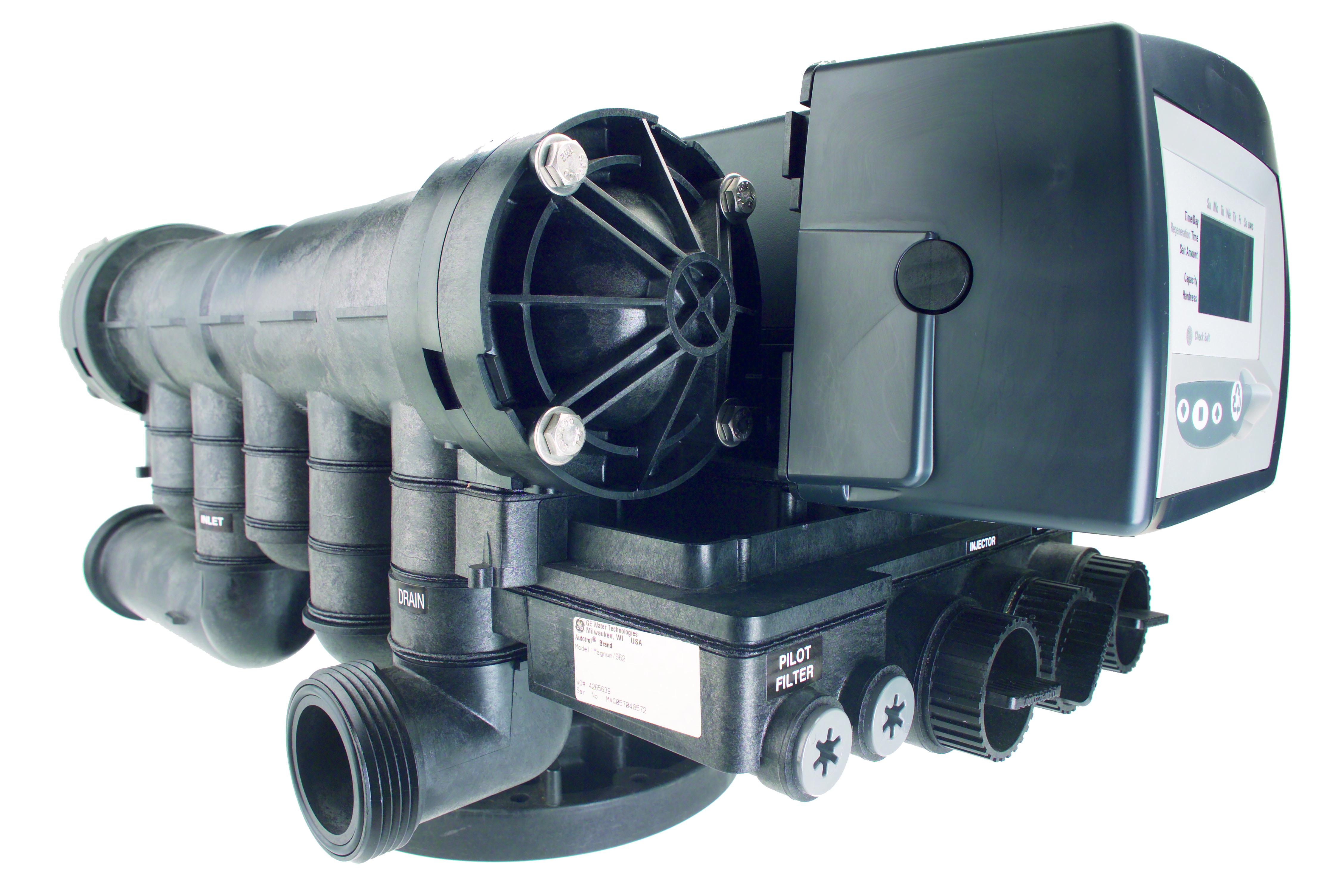 Water Softener  Autotrol Water Softener 255 Manual