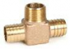 Brass and Steel Insert Fittings