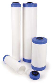Refillable Cartridges, Couplers, Inline Filters