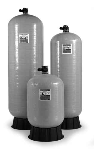 Clack Corporation Retention Tanks