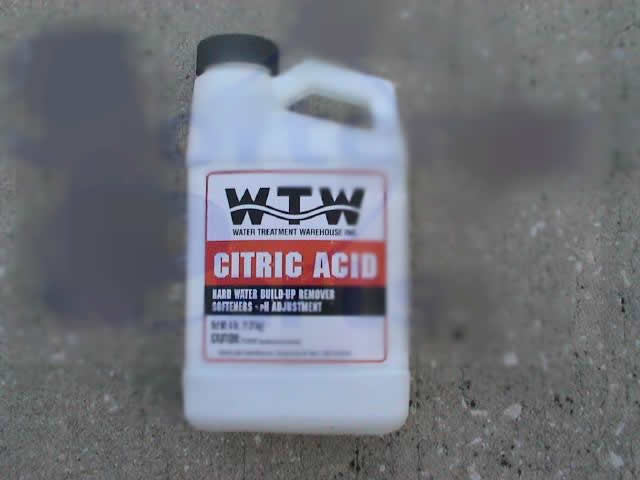 Cleaner - Citric Acid 4 pounds