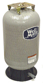 Wellmate Fiberglass Pre Pressurized Pump Tanks Water
